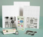 Sample greeting cards Exclusive Cricut Art Philosophy Collection cartridge only available at CTMH