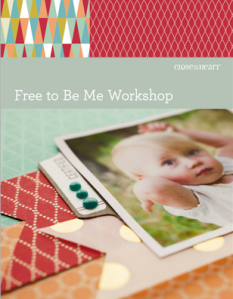 FREE To Be Me Project and Workshop Guide